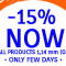 Plates online made from your PDF = Flexo 24! Today -15%