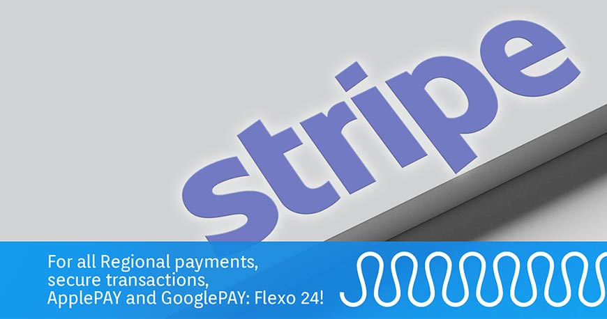 Printing plates: how to pay them securely? By Stripe!