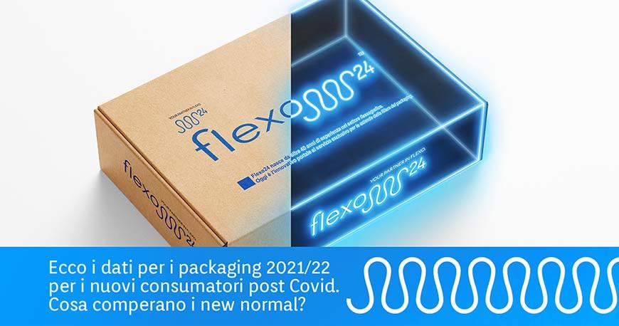 New packaging 2021 e nuovi consumatori? Ecco i dati.