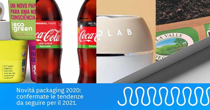 Idee packaging 2020 che sono già tendenze per il 2021