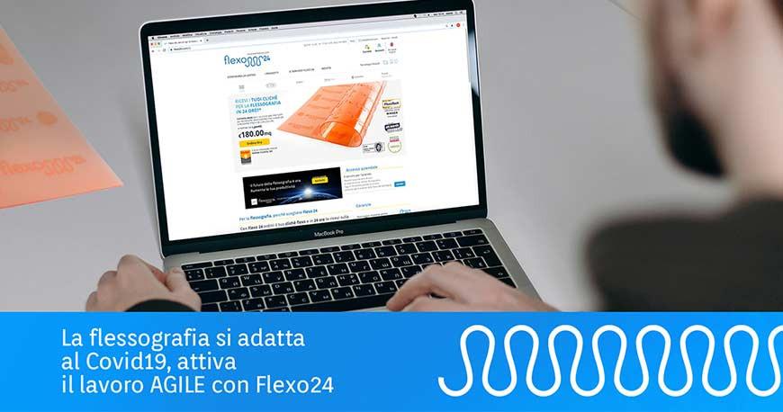 Lavoro agile realtà per il nuovo mercato con Flexo 24!