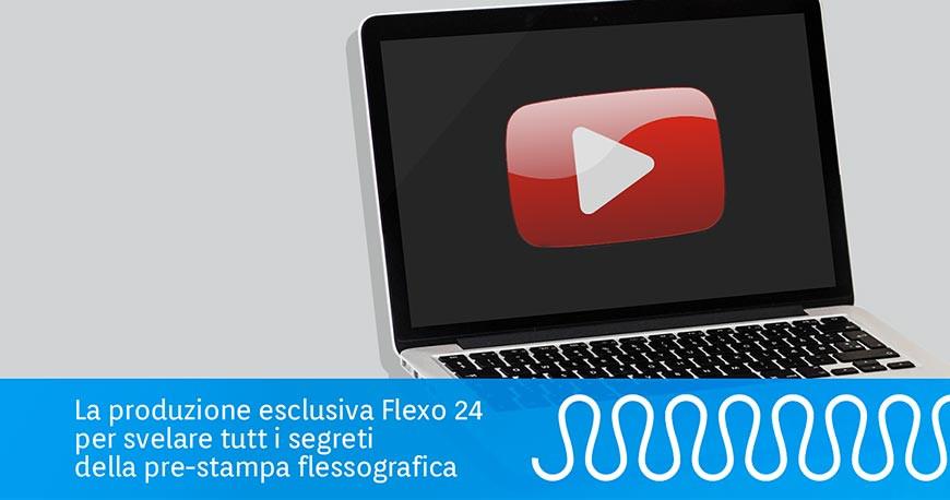 Flexo stampa senza segreti: tutti i video della serie dedicata alla flessografia.