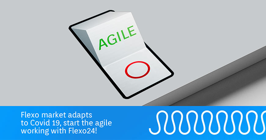 Agile work is a reality for the new market with Flexo 24!