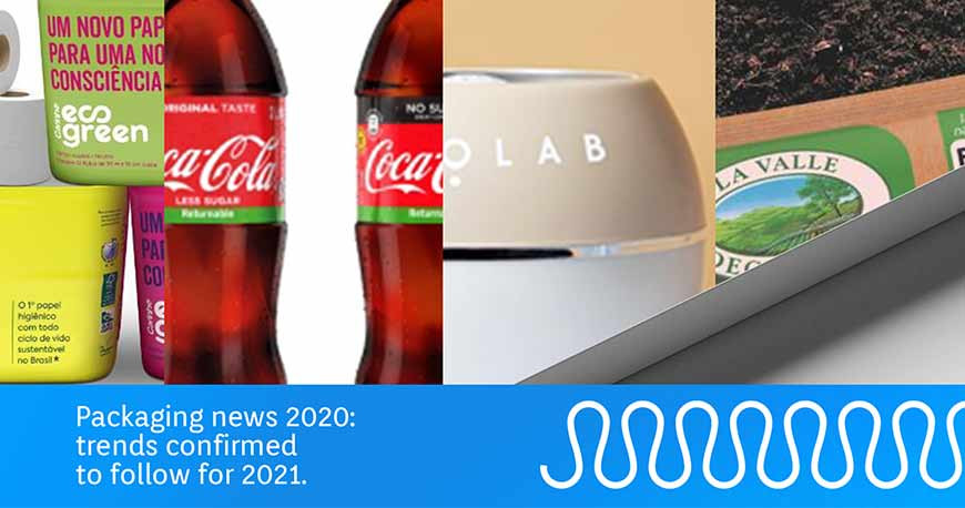 Packaging Ideas 2020 that already are trends for next 2021