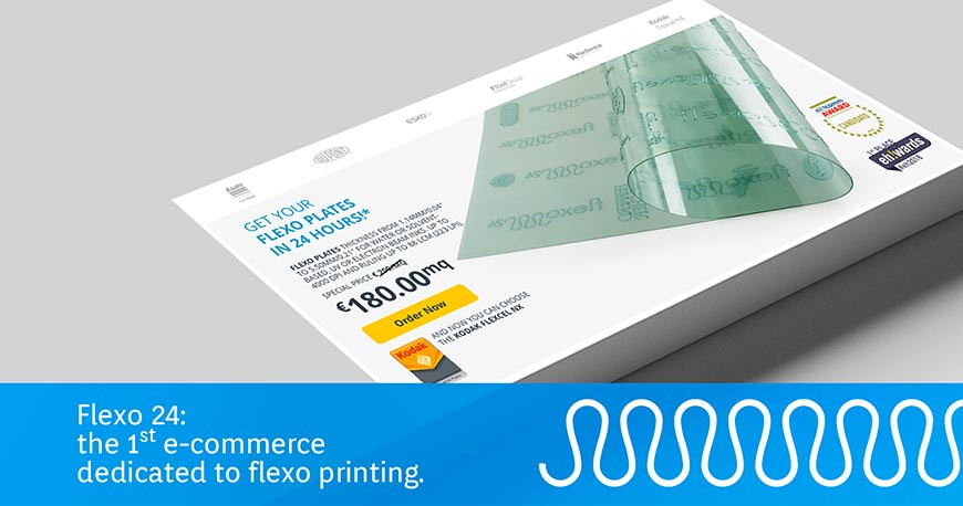 Flexo 24: great innovation for flexo printing