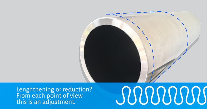 Flexo plate distortion: precaution for flexo printing.