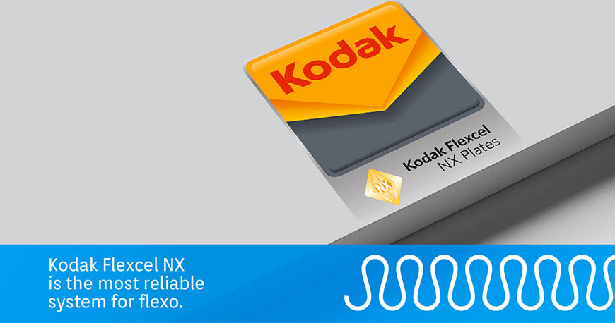 Kodak flexo plates: more than 6 reasons to choose them.
