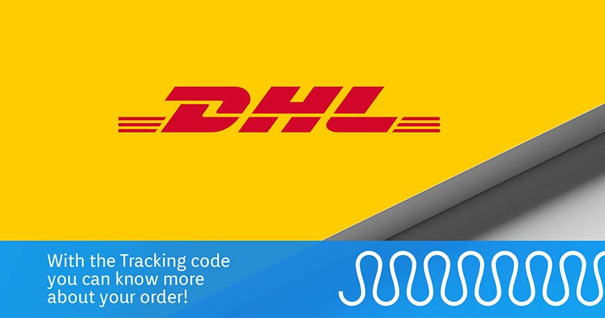 DHL Shipment Track by Flexo 24!