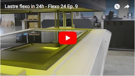 Lastre flexo in 24h - Flexo 24, episodio 9.