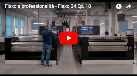 Flexo e professionalità - Flexo 24, episodio 18.