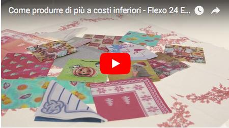 Come produrre di più a costi inferiori - Flexo 24, episodio 22.