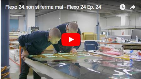 Flexo 24 non si ferma mai - Flexo 24, episodio 24.