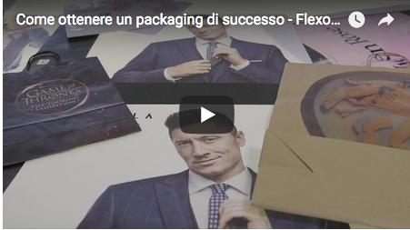 Come ottenere un packaging di successo - Flexo 24, episodio 17.