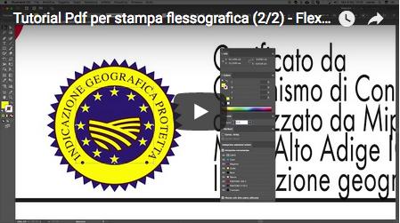 Tutorial Pdf per stampa flessografica (2/2) - Flexo 24, episodio 8.