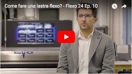 Come fare una lastra flexo? - Flexo 24, episodio 10.