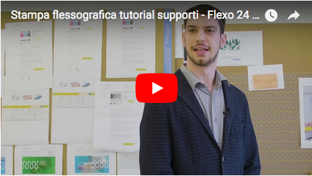 Stampa flessografica tutorial supporti - Flexo 24, episodio 14.