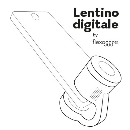 Lentino Digitale solo su www.flexo24.com