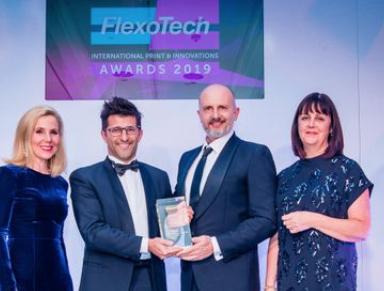 FlexoTech Awards 2019 - WINNER - Whitmar Publications Limited