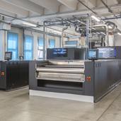 Le attrezzature per i fotopolimeri per la stampa flexo fino al massimo formato di mercato: 203 cm x 127 cm