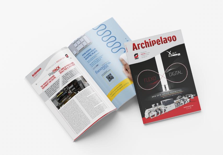 Archipelago Printing - Omet